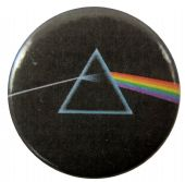Pink Floyd - 'Dark Side of the Moon' Button Badge